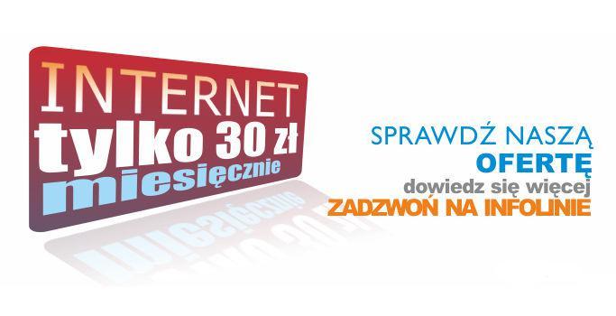 Tani internet w Krakowie