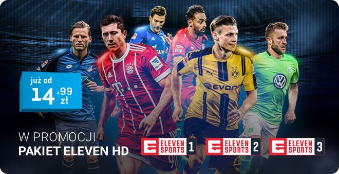 Kanały Eleven, Eleven Sports i Eleven Extra