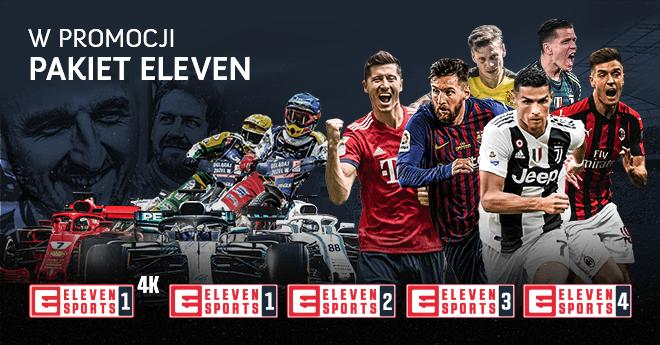 Pakiety sportowe Eleven HD
